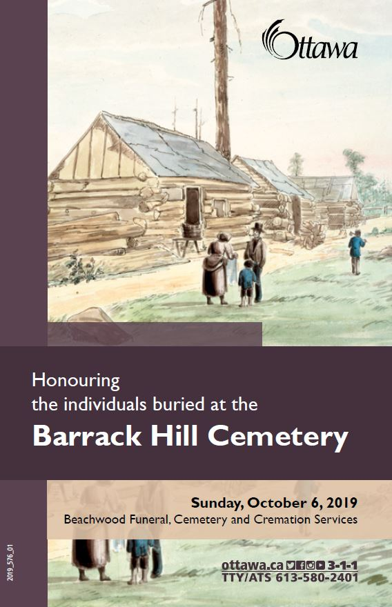 Barrack Hill Cemetery Brochure 2019